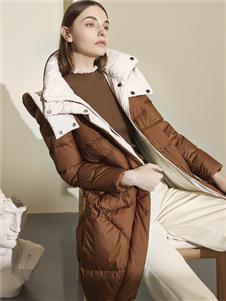 迪笛欧冬季新款时尚羽绒服