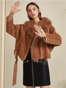 迪笛欧2019冬季新款短外套