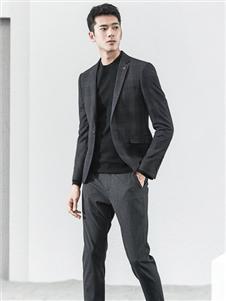 1943S男装时尚气质西服