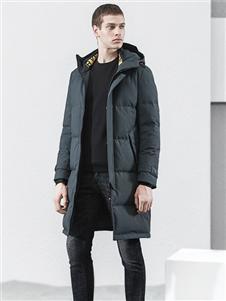 1943S秋冬新款时尚气质羽绒服