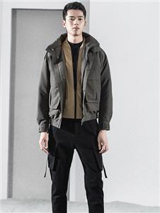 1943S男装秋冬新款羽绒服
