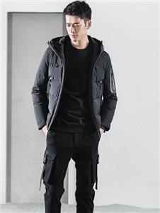 1943S秋冬新款时尚气质棉衣
