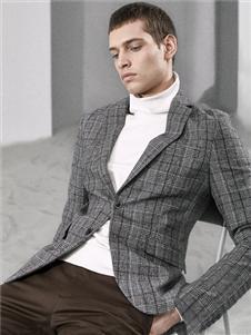 1943S男装时尚气质西装