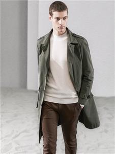 1943S男装秋冬新款大衣
