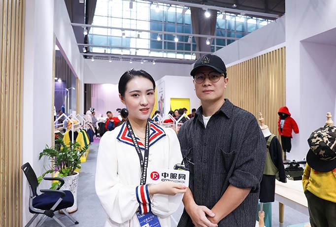 專訪東莞市巴迪小虎服裝有限公司設計總監張一博