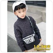 孩子冬季如何穿衣?家长学会1+2=3童装这些搭配技巧,自家娃也能变身小潮童