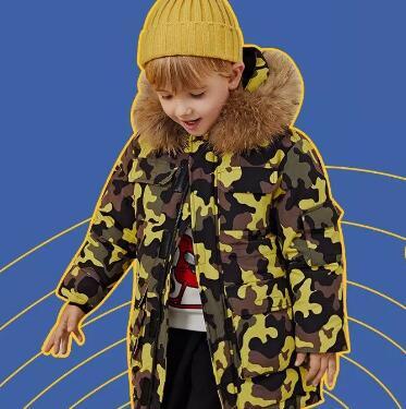 GXG童装:脑洞大开!羽绒服也能这么玩?
