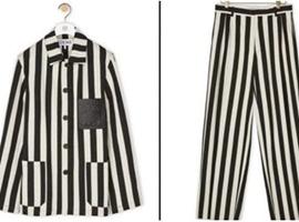 西班牙豪侈品牌必赢被指形似纳粹集中营囚服