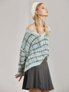 丽芮冬季新款女装毛衣