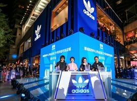 中国西南地区首家阿迪达斯三叶草时尚店铺落户昆明