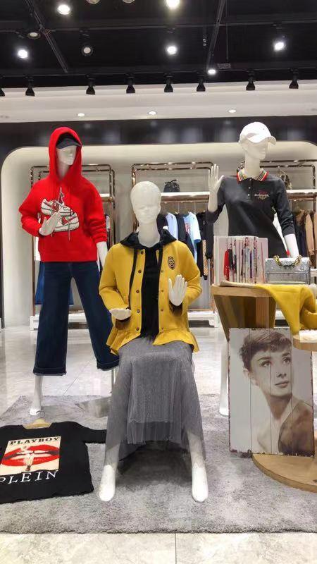 网红直播潮牌卫衣散挑零售拿货市场选择美衫美品牌女装