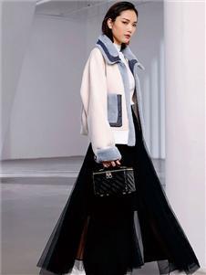 例格女装冬装外套