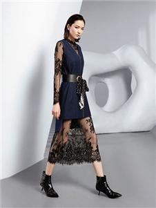 例格女装蕾丝裙