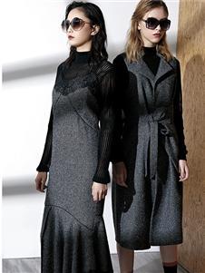 例格女装连衣裙