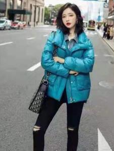 碧成萱女装新款冬季