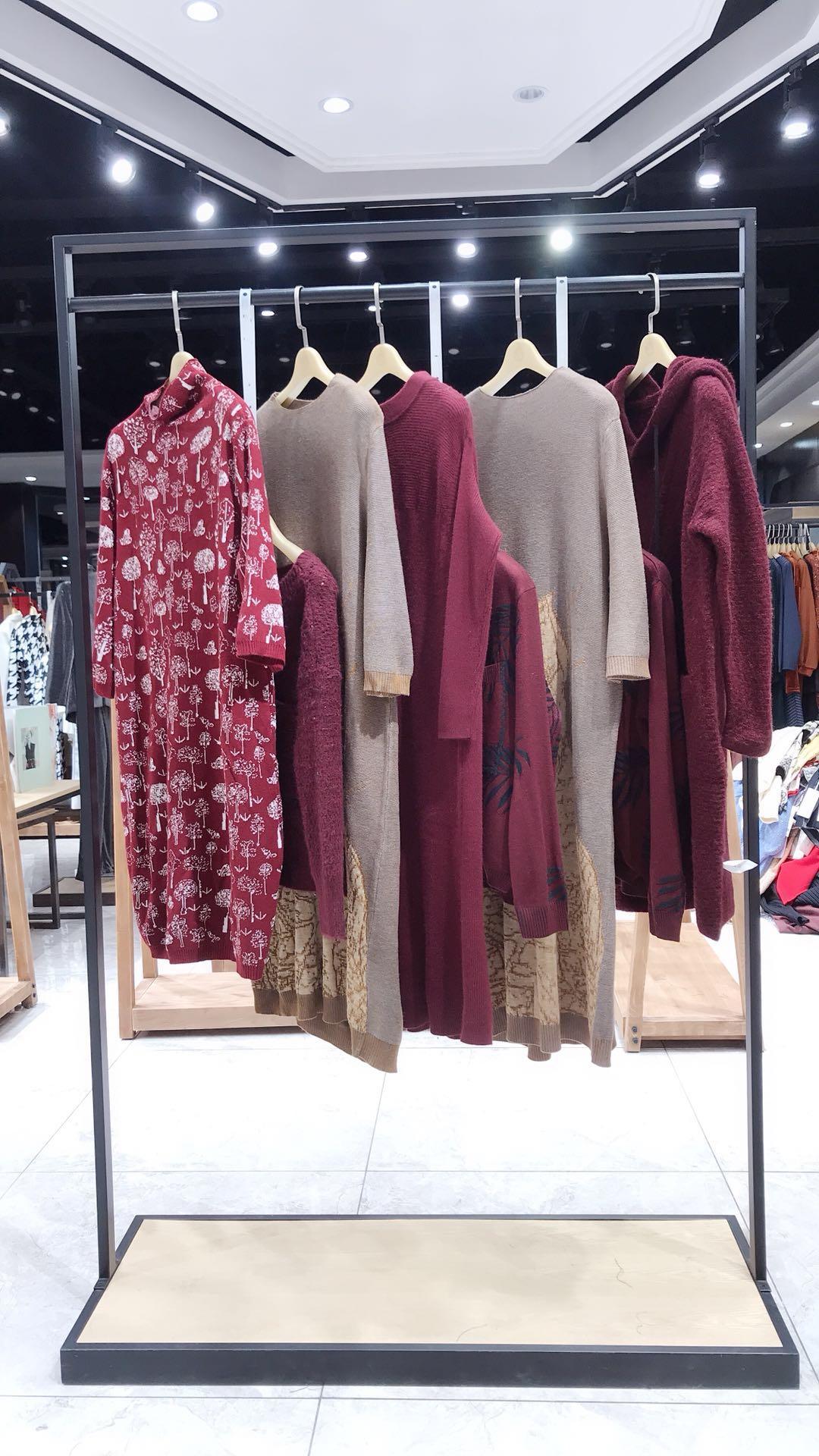 震撼上线!美衫美品牌女装羊毛衫一件代发货源市场
