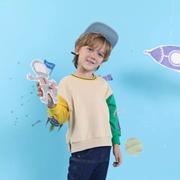 歐布豆童裝:童裝市場的發展在于自身品牌的價值實現!