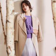 大衣内搭这样穿,尼赫菲女装让你时髦一整个秋冬!!