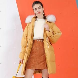 就要穿上莎斯莱思棉服+裙子这一超火CP,又暖又时髦!