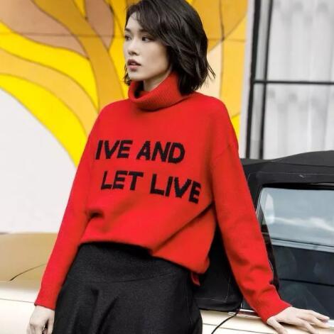 HEFANXI赫梵茜| 毛衣不止是时髦,更有初恋般的感觉!