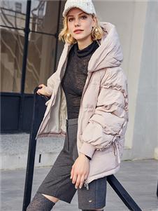 TITI女装2019新款羽绒衣