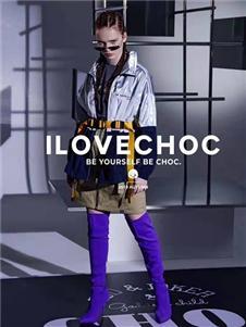 我愛巧克力女裝2019新款外套