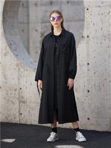 KUANGSHI襯衫裙