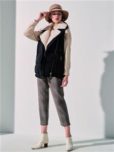 香影女装夹克