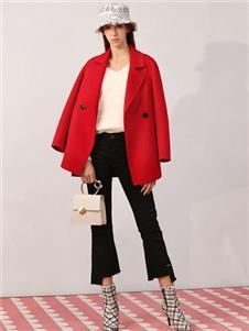 betu(百圖)女裝紅色外套