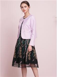 粉红玛琍女装369032款