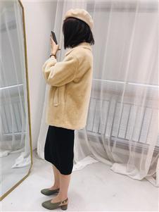 靚客秋冬新款時尚女裝