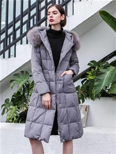 咔魅蘭秋冬新款時尚羽絨服
