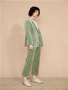 F/SHiNE方示新款纯色套装