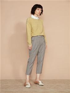 F/SHiNE方示新款七分裤