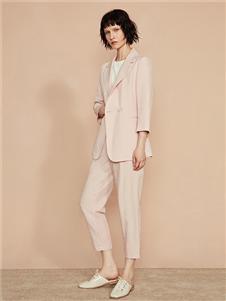 F/SHiNE方示新款粉色套装