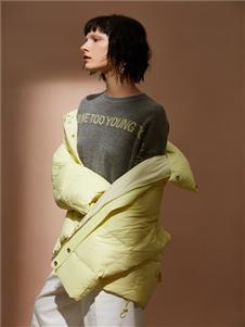 F/SHiNE方示新款羽绒服