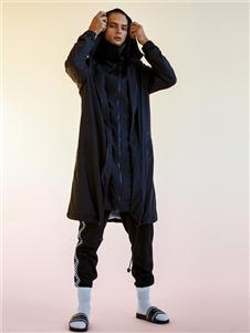 Hummel秋冬新款长外套