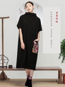 袯荟2019冬女装宽松裙子