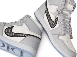 運動與時尚的碰撞 Jordan與Dior發布全新聯名系列