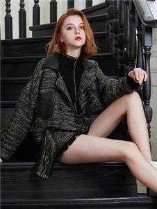 质萃女装2019新款外套