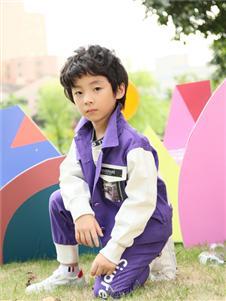 小猪宾果童装韩版洋气帅气时尚百搭外套