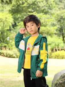 小猪宾果童装韩版洋气百搭外套