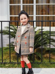 淘气贝贝童装淘气贝贝童装中长款外套