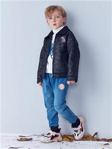 小鲨诺拉童装外套