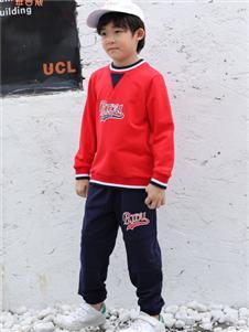 班吉鹿banjilu童装时尚新款两件套