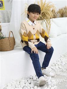 班吉鹿banjilu童装牛仔裤
