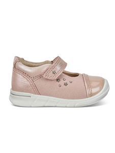 爱步新款小皮鞋