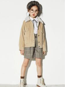 欧卡星童装冬季新款外套