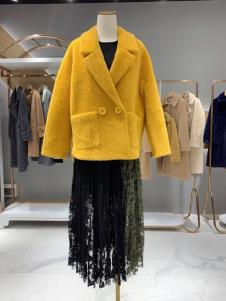 卓越女装冬季新款外套