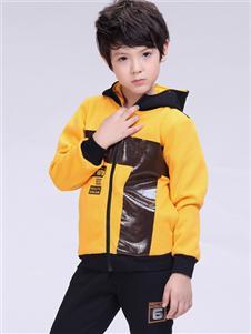 快樂精靈童裝新款時尚外套